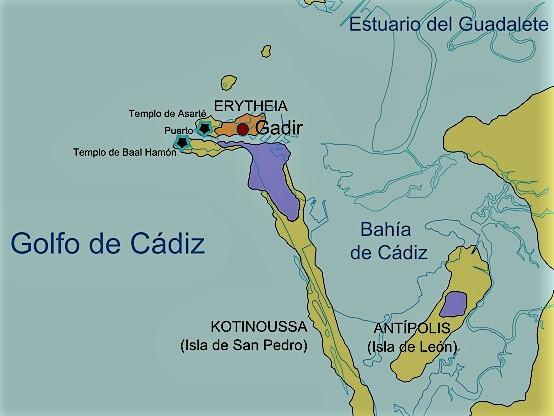 La Isla Erytheia