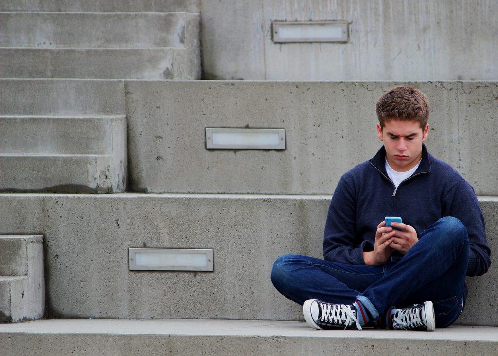 adolescentes tienen miedo